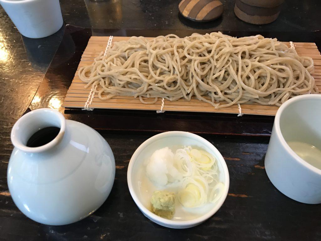 手打蕎麦下田いし塚手打蕎麦