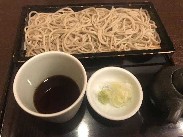 藤沢手打蕎麦すい庵