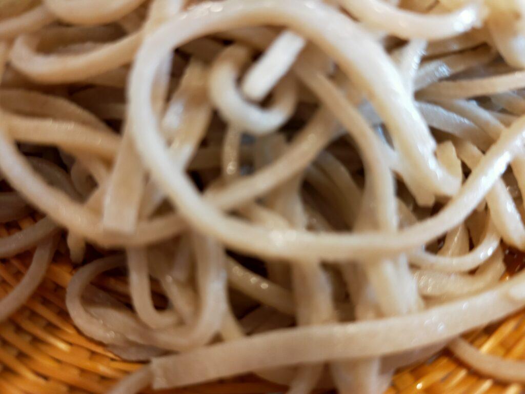 江戸蕎麦一策お蕎麦2