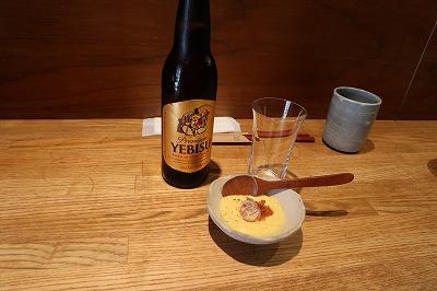 三島手打蕎麦宗ビール